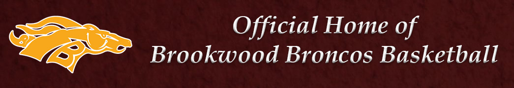 Official Home of Brookwood Basketball